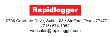 Contact Rapidlogger Oilfield Technology